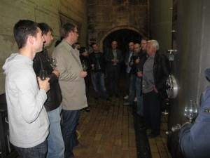 From the field visit_winery in Kutjevo